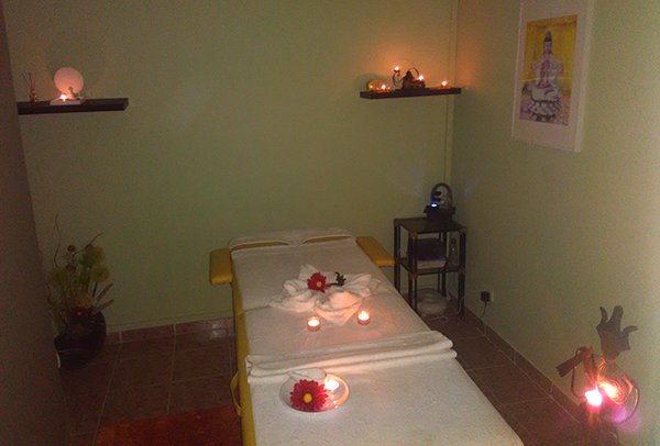 Massagem de relaxamento no Algarve